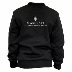 Детский бомбер Maserati