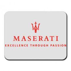 Коврик для мыши Maserati - FatLine