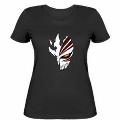 Жіноча футболка маска Бліч
