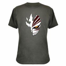 Камуфляжна футболка маска Бліч