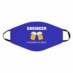 Маска для обличчя Engineer Powered By Beer