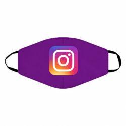 Маска для обличчя Instagram Logo Gradient