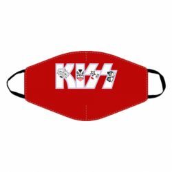 Маска для обличчя Kiss the music band