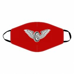 Маска для обличчя Колесо та крила
