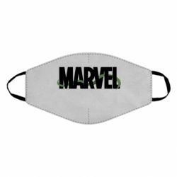Маска для лица Marvel logo and vine