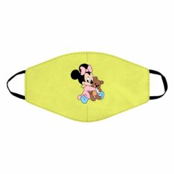 Маска для обличчя Minnie And Bear