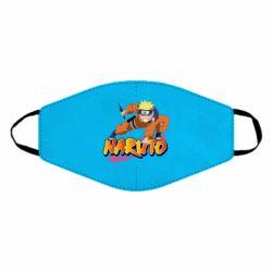 Маска для обличчя Naruto with logo