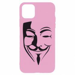 Чехол для iPhone 11 Маска Вендетта