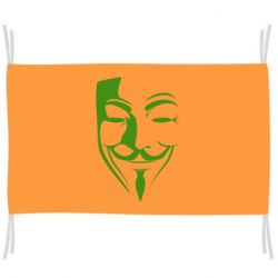 Прапор Маска Вендета