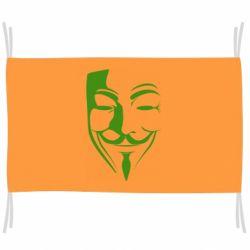 Флаг Маска Вендетта