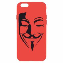 Чехол для iPhone 6/6S Маска Вендетта