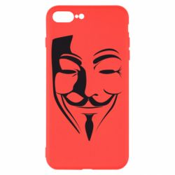 Чехол для iPhone 7 Plus Маска Вендетта