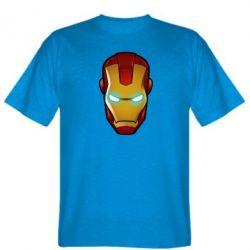 Мужская футболка Маскаа Железного Человека - FatLine