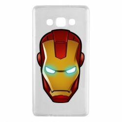 Чехол для Samsung A7 2015 Маскаа Железного Человека
