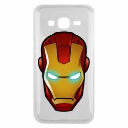 Чехол для Samsung J5 2015 Маскаа Железного Человека