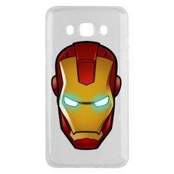 Чехол для Samsung J5 2016 Маскаа Железного Человека