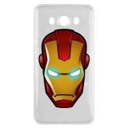 Чехол для Samsung J7 2016 Маскаа Железного Человека