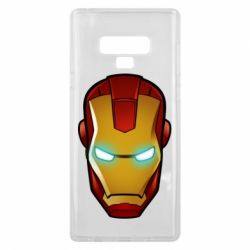 Чехол для Samsung Note 9 Маскаа Железного Человека