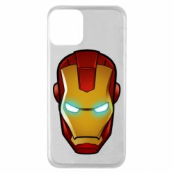 Чехол для iPhone 11 Маскаа Железного Человека