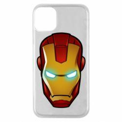 Чехол для iPhone 11 Pro Маскаа Железного Человека