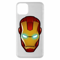 Чехол для iPhone 11 Pro Max Маскаа Железного Человека