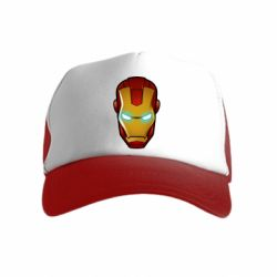 Детская кепка-тракер Маскаа Железного Человека