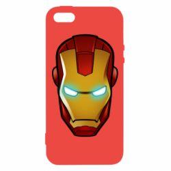 Чехол для iPhone5/5S/SE Маскаа Железного Человека