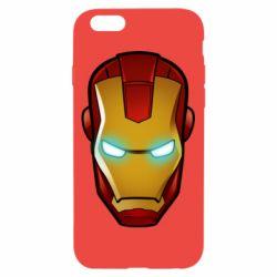 Чехол для iPhone 6/6S Маскаа Железного Человека