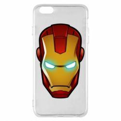 Чехол для iPhone 6 Plus/6S Plus Маскаа Железного Человека