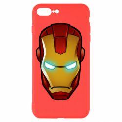 Чехол для iPhone 7 Plus Маскаа Железного Человека