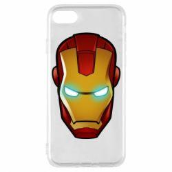 Чехол для iPhone 8 Маскаа Железного Человека