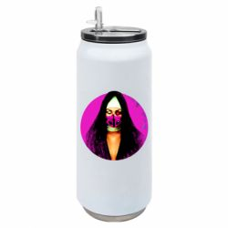 Термобанка 500ml Masked nun
