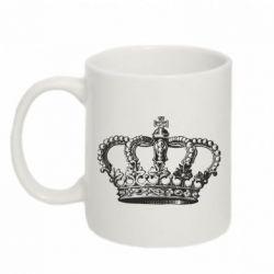 Кружка 320ml Массивная корона