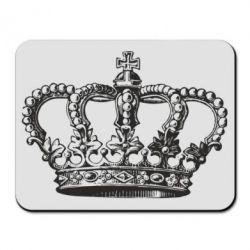 Коврик для мыши Массивная корона