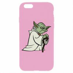 Чехол для iPhone 6/6S Master Yoda