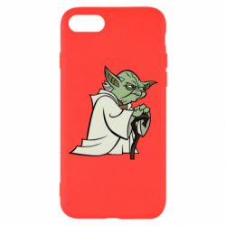 Чехол для iPhone 7 Master Yoda
