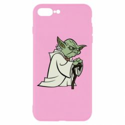 Чехол для iPhone 7 Plus Master Yoda