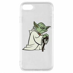 Чехол для iPhone 8 Master Yoda
