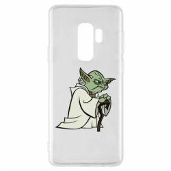 Чехол для Samsung S9+ Master Yoda