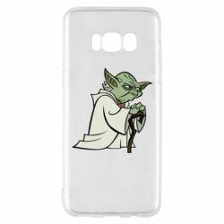 Чехол для Samsung S8 Master Yoda