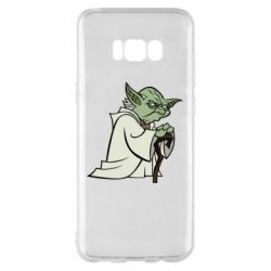 Чохол для Samsung S8+ Master Yoda