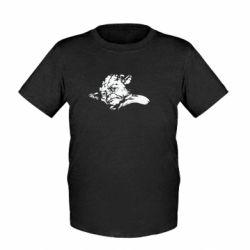 Детская футболка Мастер Йода - FatLine
