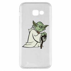 Чехол для Samsung A5 2017 Master Yoda