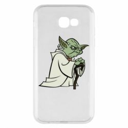 Чехол для Samsung A7 2017 Master Yoda