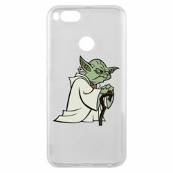 Чохол для Xiaomi Mi A1 Master Yoda