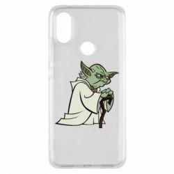 Чохол для Xiaomi Mi A2 Master Yoda