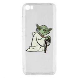 Чохол для Xiaomi Mi5/Mi5 Pro Master Yoda