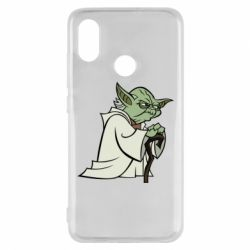 Чохол для Xiaomi Mi8 Master Yoda