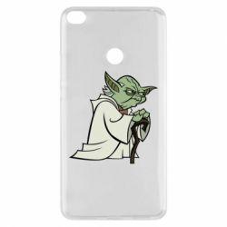 Чохол для Xiaomi Mi Max 2 Master Yoda