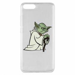 Чохол для Xiaomi Mi Note 3 Master Yoda